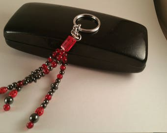 Lady Bug Chain/KeyChain/Accessory/Gift