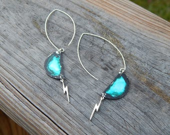 Earrings, Bracelets