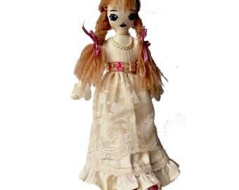Ashley rag doll Kit