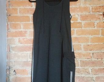 90s Hoodie Dress