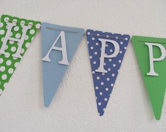 Birthday Banner, Happy Birthday Banner, Birthday Decorations,