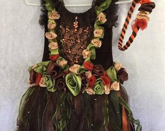 Whimsical Woodland Fairy