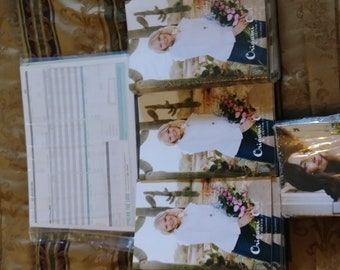 Origami owl booklets
