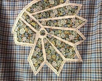 Vintage, Altered Flannel Shirt