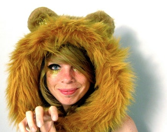 The Lion Hood