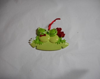 Frog family of 2