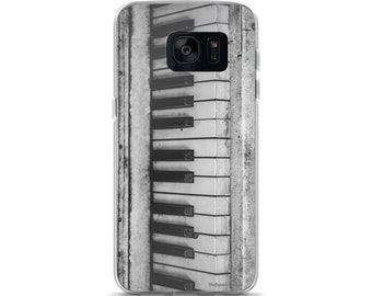 Piano Keys- Samsung Case