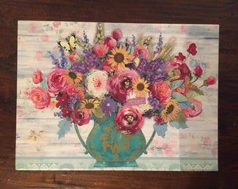 Floral Fantasy (Large)