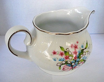 Winterling Bavaria Gray Boat-Creamer from Germany