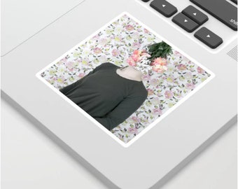 Blossoming Sticker