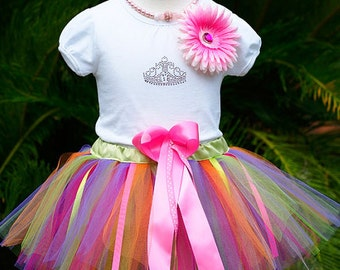 Hawaiian Baby Girl 1st Birthday Outfit,1st birthday tutu outfits,Hawaiian 1st birthday Hawaiian Luau First Birthday Outfit,