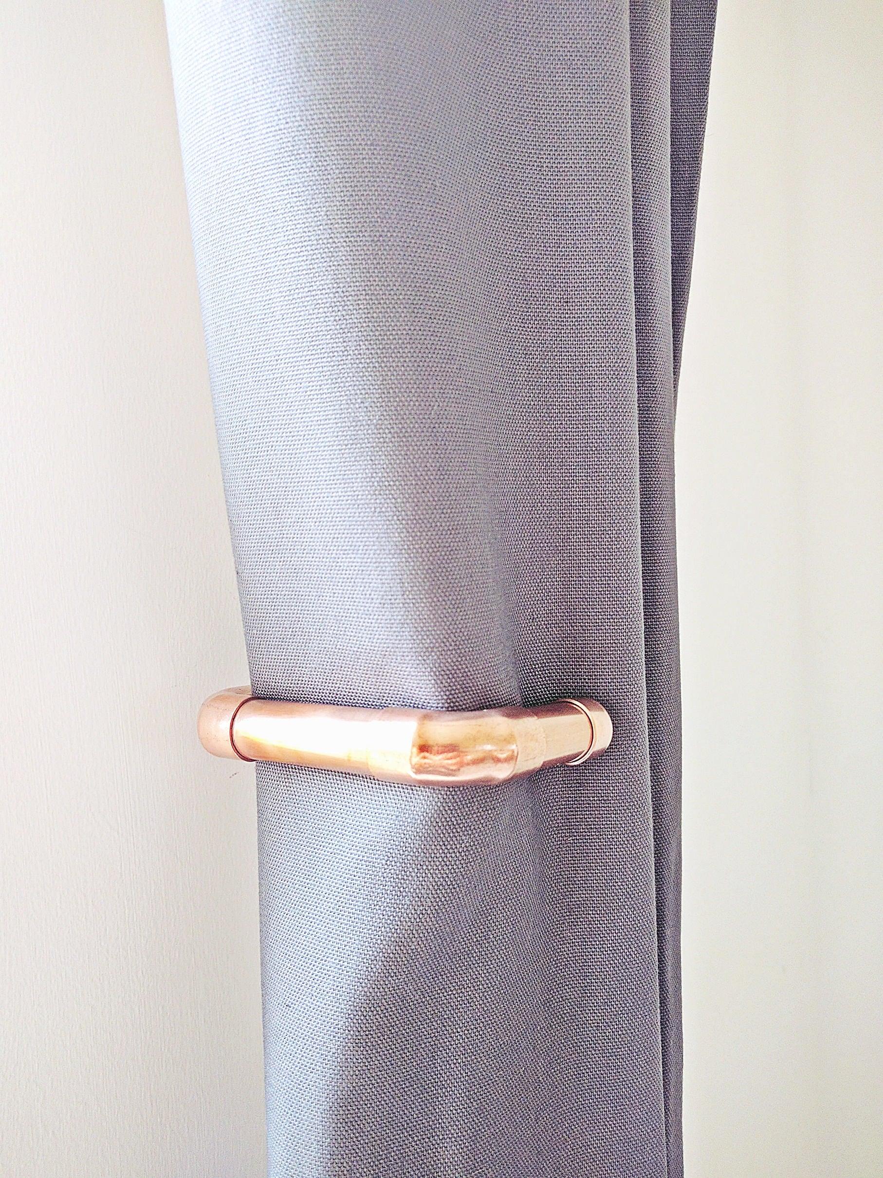 Moderne Kupfer Vorhang Industrielle Moderne Vorhang