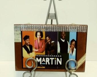 MARTIN Cigar Box Purse
