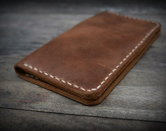 Leather iPhone 6 Wallet Case, Mens Wallets, iPhone 6 Case Wallet, iPhone Wallet Clutch, iPhone Cover, Groomsmen Gift, Wedding,Leather Wallet