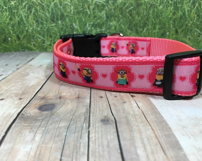 "The Jenny | Designer 1"" Width Dog Collar 