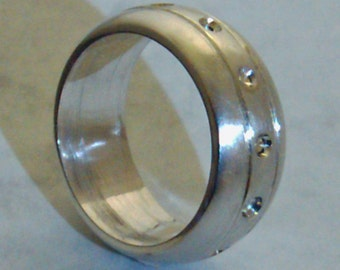 925 sterling silver friendship ring