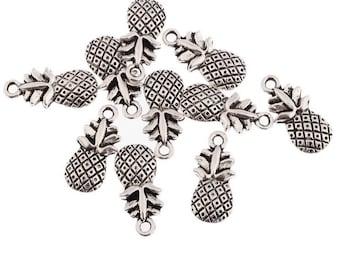 BULK 50 Pineapple Charms