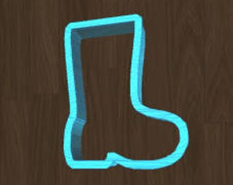 Rain Boot Cookie Cutter