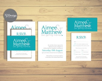 Wedding invitations Packages