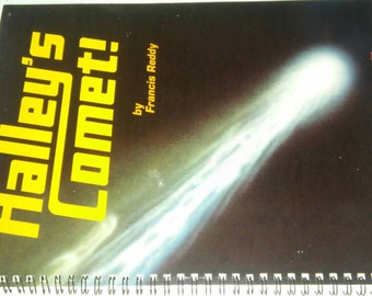 Halley's Comet Galaxy Francis Reddy History Tracking Maps Photos Reference Stars