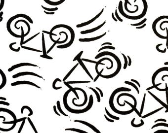 bicycle print
