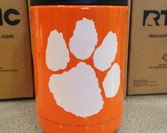 New RTIC Can Powder Coated ANY Color and Your Logo or Monogram FREE!
