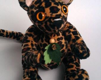 Tamu the Leopard Plush Doll