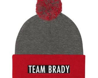 Team Brady Beanie | Tom Brady Hat As Worn By Gisele Bündchen