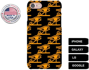 Eye of Horus Phone Case, Phone Case Eye of Horus, Egyptian Phone Case, iPhone 7 Case, iPhone 6s Case, iPhone 6s Plus Case, iPhone 5 Case, LG