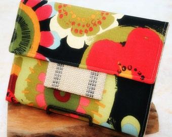 iPad Envelope Case, Ipad Case, Ipad Sleeve, Ipad mini envelope cover, case, ipad Cover in Wild About Town