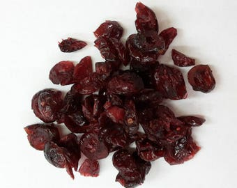 Cranberries Dried, Premium Quality, UK Based, Free P&P within the UK