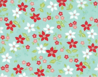 United Notions - Moda-Bonnie and Camille- Vintage Holiday-55167 12- CT122143-100% Quality Cotton by the Yard or Yardage