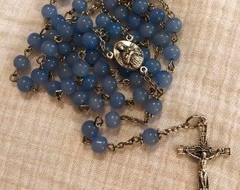 Saint Maria Goretti Rosary