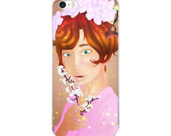 Fawna Prince- iPhone 5/5s/Se, 6/6s, 6/6s Plus Case
