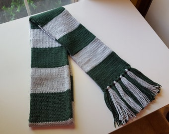 Wizard School Scarf - House of the Snake