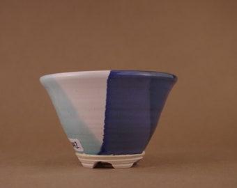 Small  Wheel Thrown Stoneware bowl