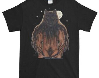 Naughty Werewolf T-Shirt