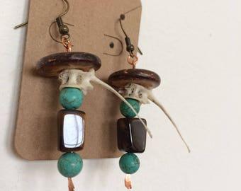 Catfish Earrings