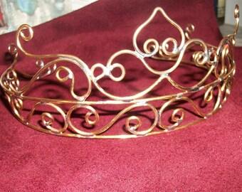 Princess Crown, Bridal crown, hair acessories, wedding tiara, wedding acessories, princess tiara
