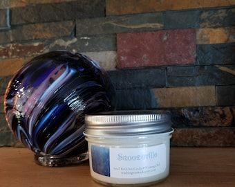 Snoozeville Soy Candle