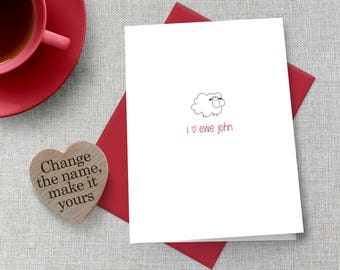personalized valentines day card customized valentines day card funny valentines day card personalized - Personalized Valentines Day Cards