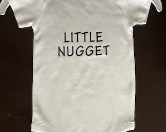 Little Nugget Onesie / Bodysuit