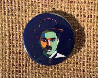 Plate Charles Chaplin