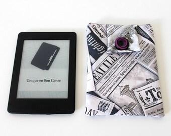 Reader compatible printed cut press of its kind unique Kindle case