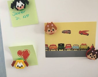 Disney Friends Magnet Set