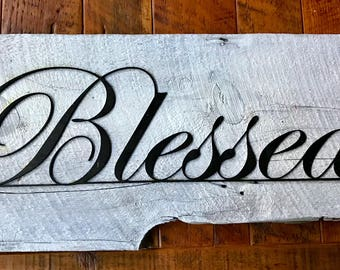 Blessed On Barnwood