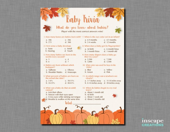 Obsessed image with regard to autumn trivia for seniors printable
