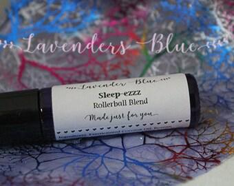 Sleep-ezzz Essential Oil Blend