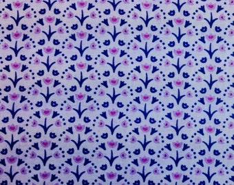 Dear Stella LILA (LAVENDER)100% Cotton Premium Quilt Fabric - Per 1/2 yd