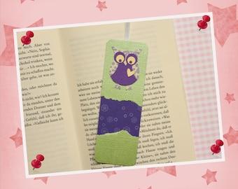 Bookmark 'Winter OWL'
